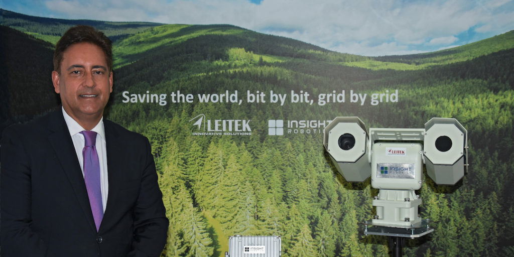 Clelio Dinis Leite, CEO of Leitek Innovative Solutions