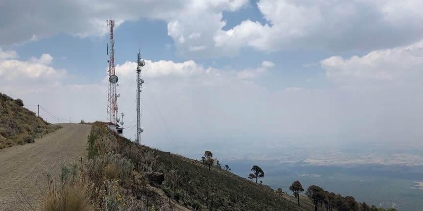 InsightFD robot 4100m above sea-level