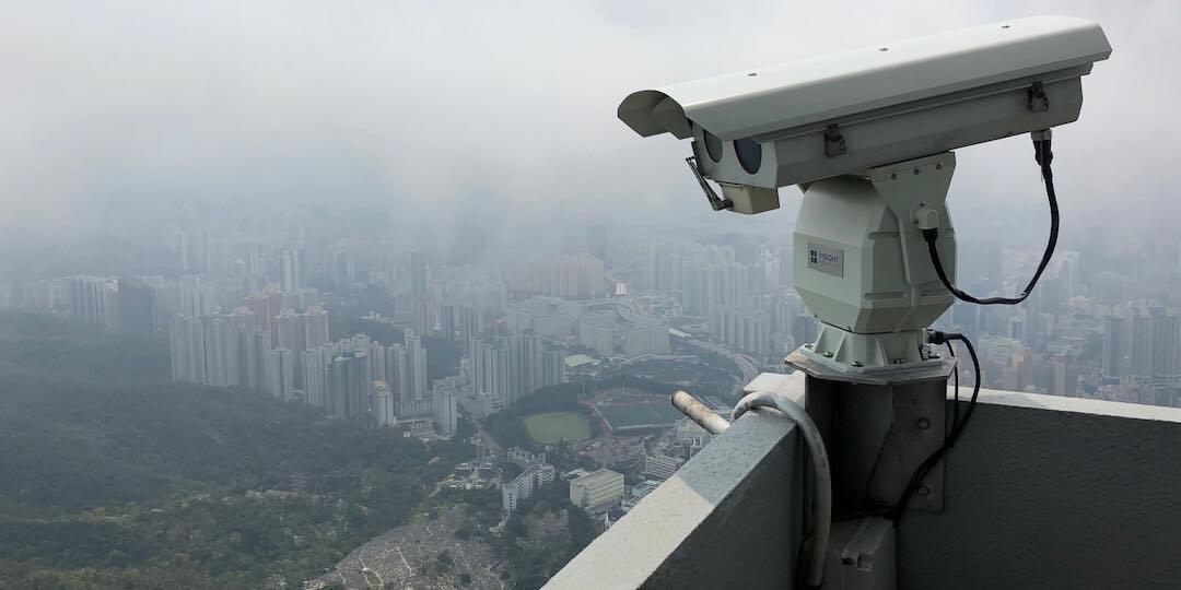 InFlightFD robot in HK