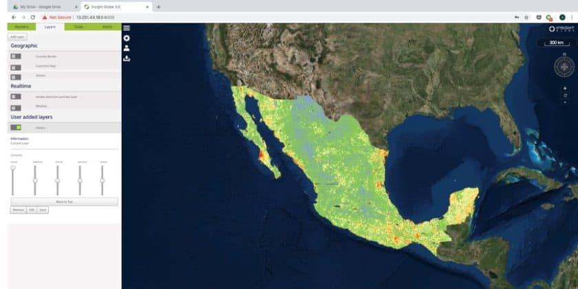 InsightFD Key Customer Benefits – Intuitive & Versatile Wildland Fire Detection