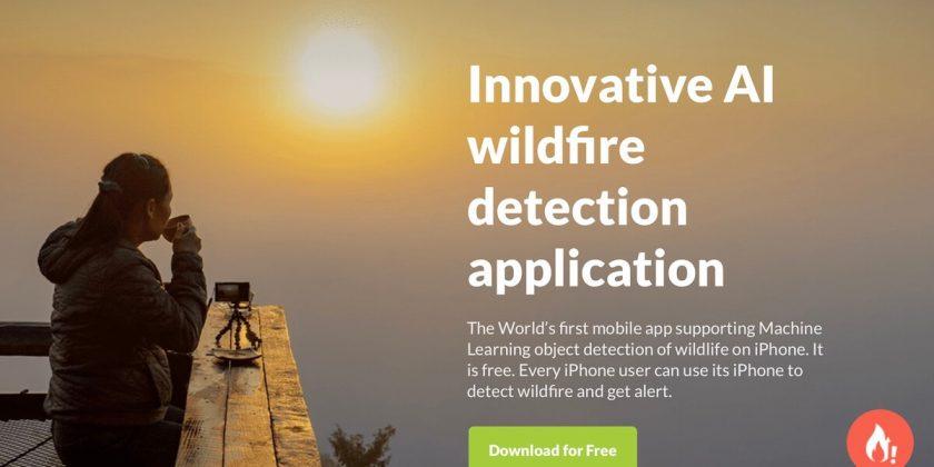 New ReportFires app helps people report wildfires