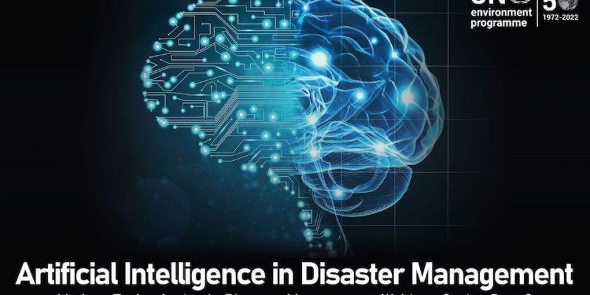 UNEP Modern Technologies in Disaster Management Webinar Series