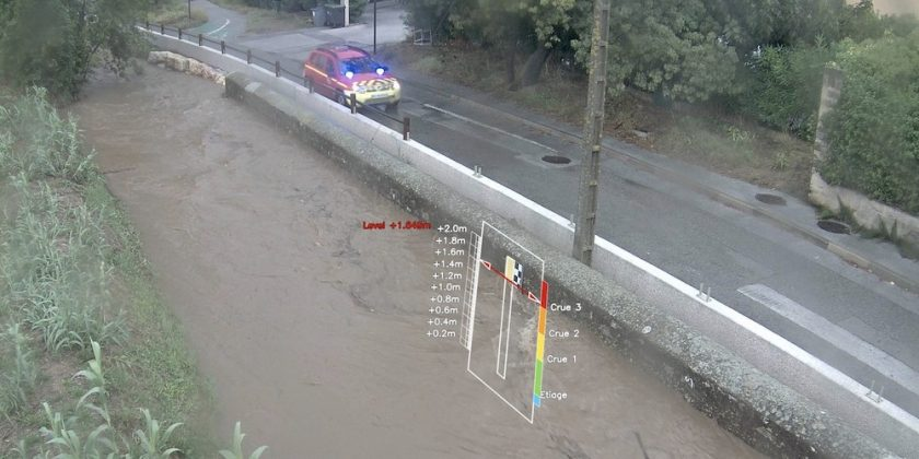 Bonjour! AI Flood Monitoring and Forecasting by Tenevia